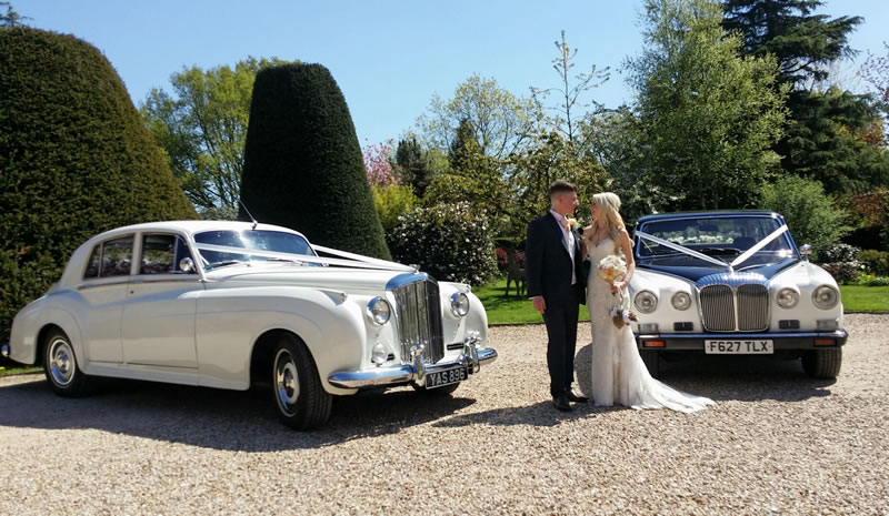 Professional Wedding Car Hire Derbyshire