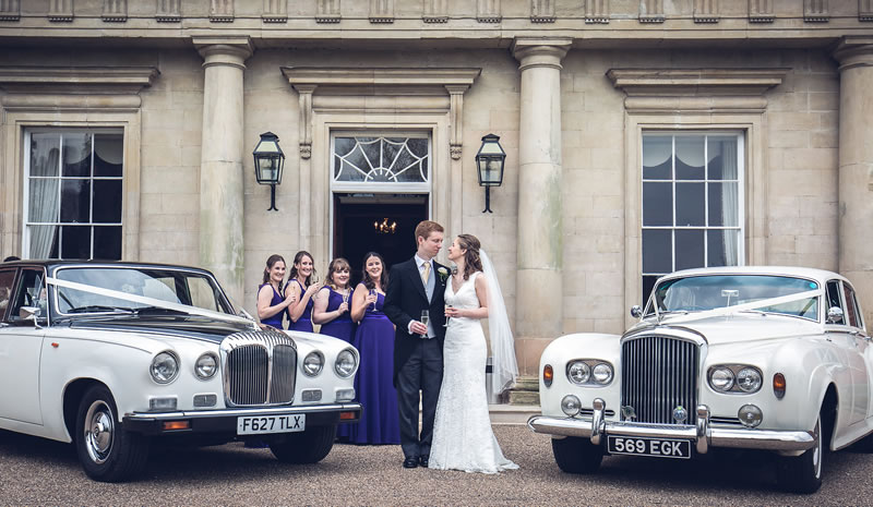 Wedding Hire Service Derbyshire