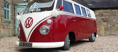 VW Wedding Cars Derby